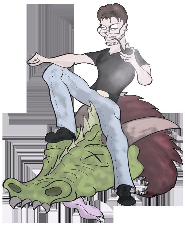 Joriss the dragonslayer