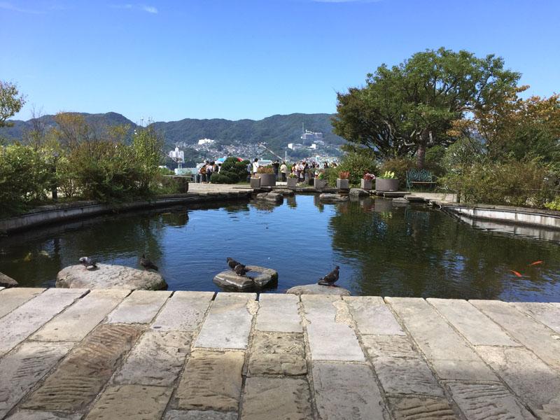 Glover Garden view