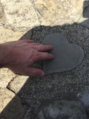 Heart stone 1