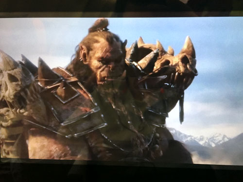 Meh, orcs...